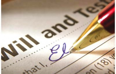 writing a will is important for your family