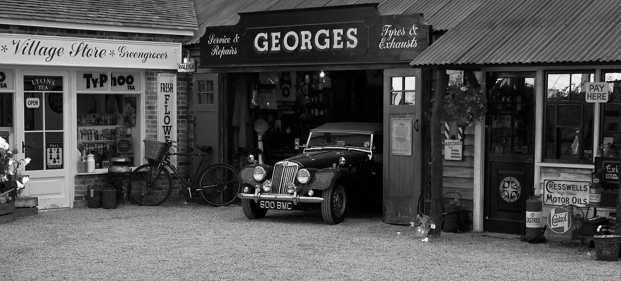Why a Good Car Garage is Great For your Business