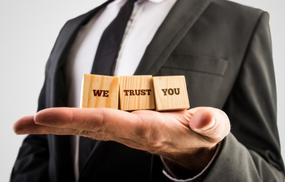 creating trust is important in business