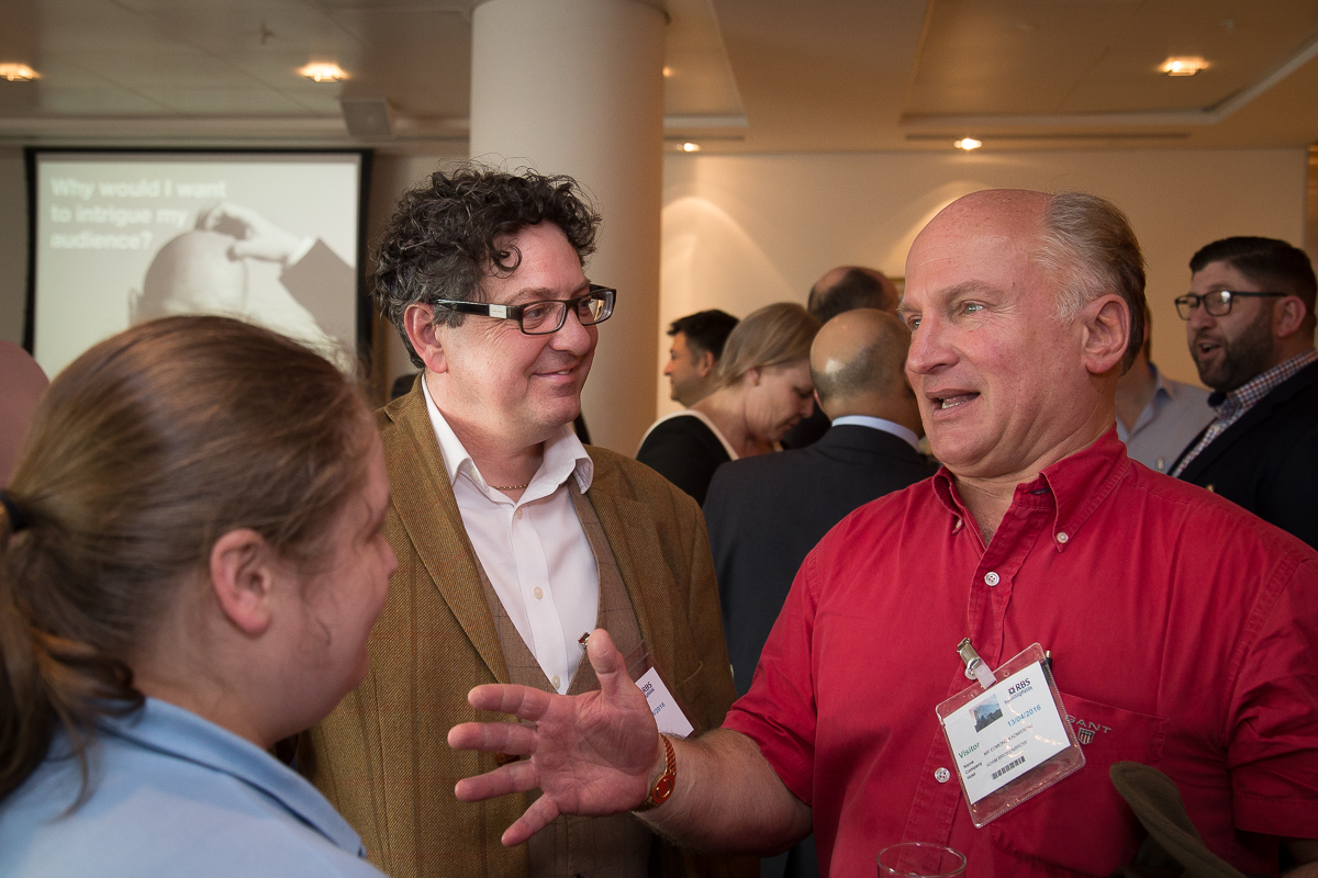 RBS Connections Event Makes The Headlines