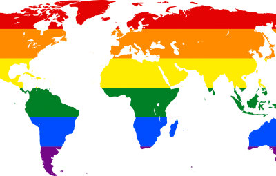 transgender world map