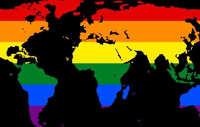 transgender world map