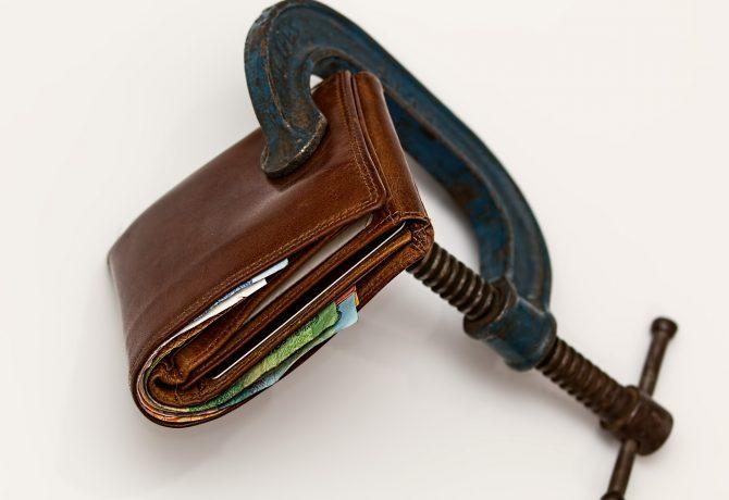 credit squeeze bad debt