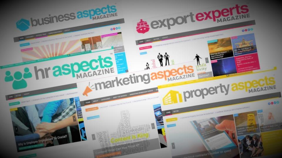 M3 portfolio of magazines